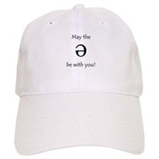 May the Schwa be with you! Baseball Hat