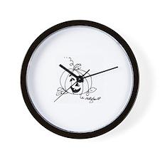 Punkin-y Wall Clock