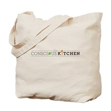 The Conscious Kitchen Main Logo Tote Bag