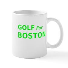 Golf for Boston Mug