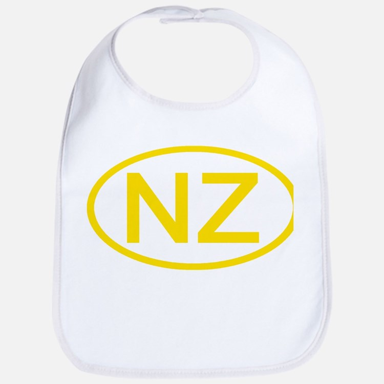 New Zealand - NZ Oval Bib