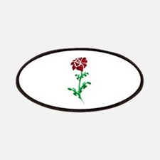 Autism Heart Rose Patches