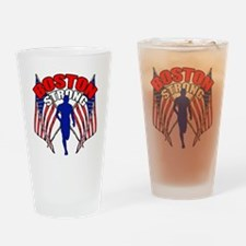 Boston Strong 11 Drinking Glass