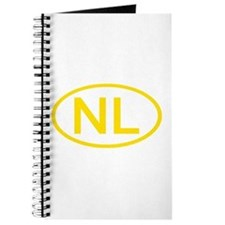 Netherlands - NL Oval Journal