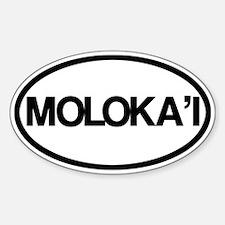 Molokai Decal