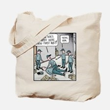 First aid Tote Bag