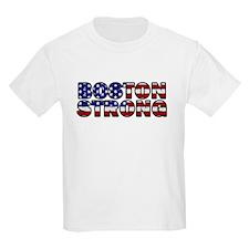 Boston Strong Flag T-Shirt