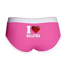 I Heart Malaysia Women's Boy Brief