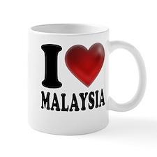 I Heart Malaysia Mug