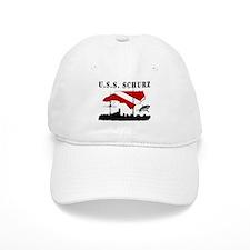 U.S.S SCHURZ Baseball Cap