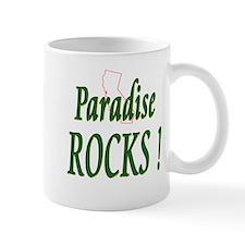 Paradise Rocks ! Mug