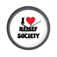 I Love Relief Society - LDS Clothing - LDS T-Shirt