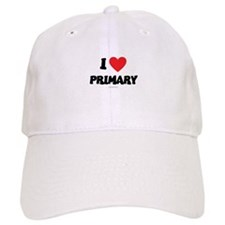 I Love Primary - LDS Clothing - LDS T-Shirts Baseb