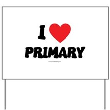 I Love Primary - LDS Clothing - LDS T-Shirts Yard