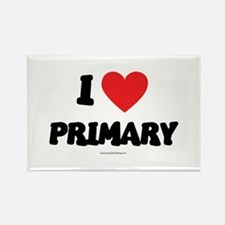 I Love Primary - LDS Clothing - LDS T-Shirts Recta