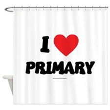 I Love Primary - LDS Clothing - LDS T-Shirts Showe