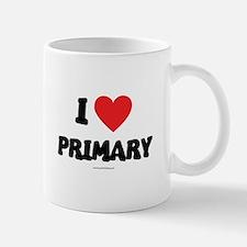 I Love Primary - LDS Clothing - LDS T-Shirts Mug