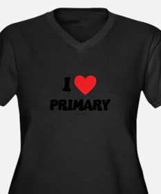 I Love Primary - LDS Clothing - LDS T-Shirts Plus