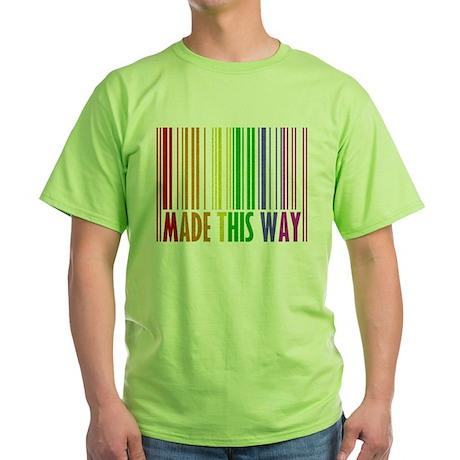 Made This Way T-Shirt