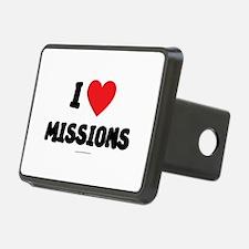 I Love Missions - LDS Clothing - LDS T-Shirts Hitc