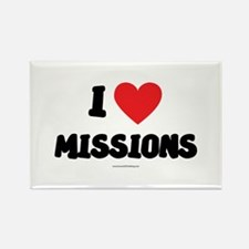 I Love Missions - LDS Clothing - LDS T-Shirts Rect