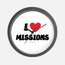 I Love Missions - LDS Clothing - LDS T-Shirts Wall