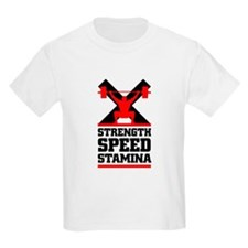 Crossfit cross fit philosophy T-Shirt