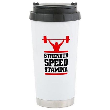 Crossfit cross fit philosophy Travel Mug