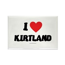 I Love Kirtland - LDS Clothing - LDS T-Shirts Rect