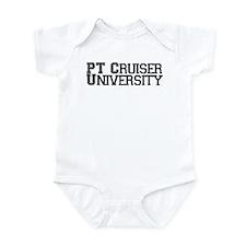 PT Cruiser University Infant Bodysuit