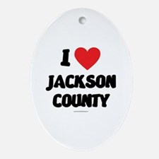 I Love Jackson County - LDS Clothing - LDS T-Shir