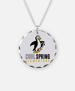Cool Spring Elementary Necklace