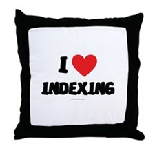 I Love Indexing - LDS Clothing - LDS T-Shirts Thro