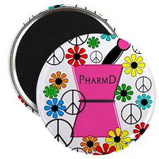 PharmD iPhone pink Magnet