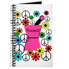 PharmD iPhone pink Journal