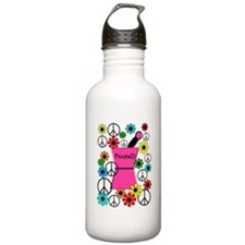 PharmD iPhone pink Water Bottle