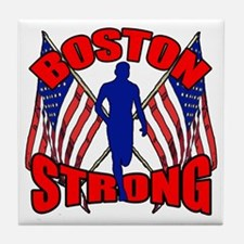 Boston Strong 10 Tile Coaster