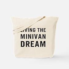 Living Minivan Tote Bag