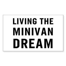 Living Dream Decal