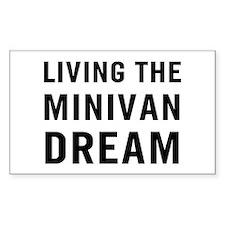 Living Minivan Decal
