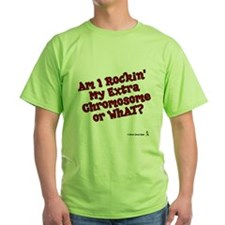 Rockin' My Chromosome T-Shirt