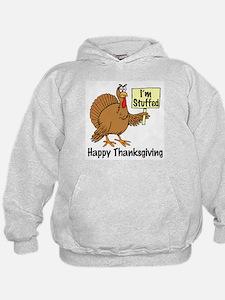 Happy Thanksgiving (I'm Stuffed) Hoodie