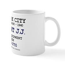 NEW YORK CITY TELEPHONE BOOK 1940 - ENRIGHT J.J. S