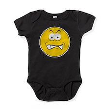 smiley4.png Baby Bodysuit