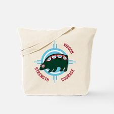 Bear Traits Tote Bag