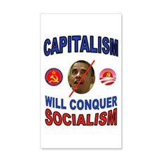 CAPITALISM Wall Decal