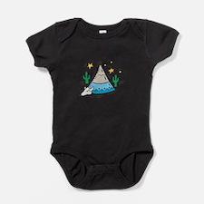 teepee copy.jpg Baby Bodysuit