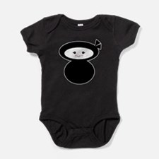 ninja kawaii dolly.png Baby Bodysuit