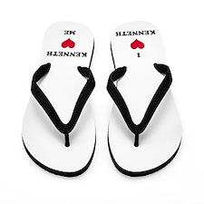 Kenneth Love Flip Flops