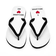 Melanie Love Flip Flops